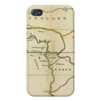 África 9 iPhone 4 carcasa
