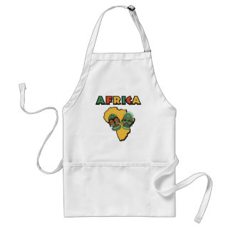 Africa Adult Apron