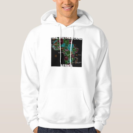 AFRICA, AFRICA, THE MOTHERLAND HOODIE
