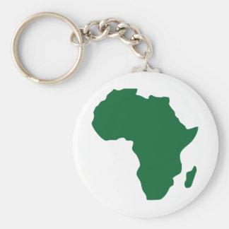 Africa / Afrique Keychain