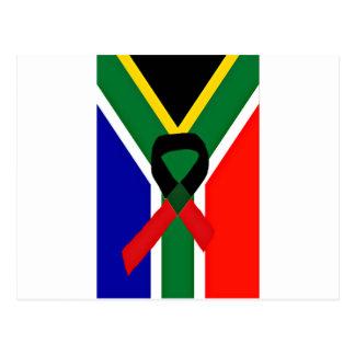 Africa,AIDS Awareness_ Postcard