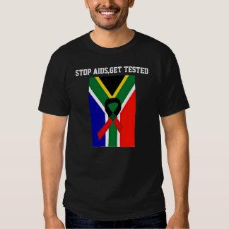 Africa,AIDS Awareness_ T-shirt