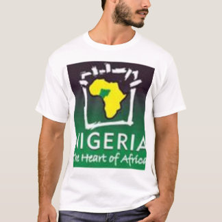 africa and nigeria T-Shirt