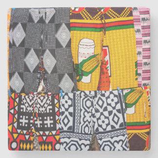 África, Angola, Benguela. Pantalones Posavasos De Piedra