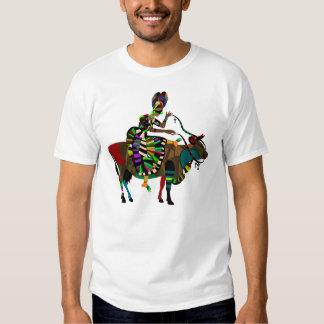 Africa art 3 tee shirt