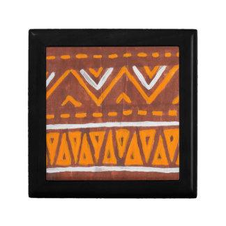 Africa art gift box