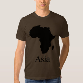 Africa Asia T Shirts