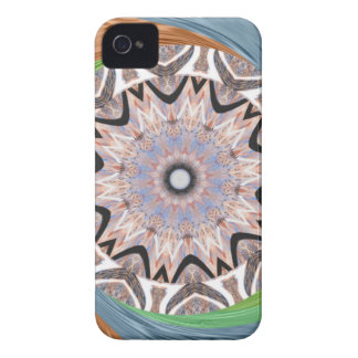 Africa Asia traditional edgy pattern iPhone 4 Case-Mate Cases