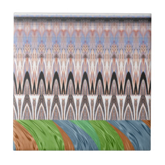 Africa Asia traditional pattern Tile