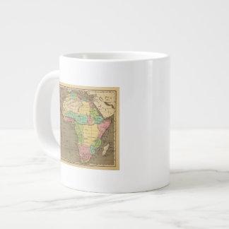 Africa, Atlantic Large Coffee Mug