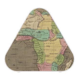 África, atlántica altavoz