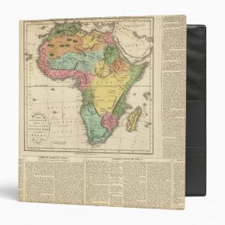 Africa Atlas Map 2 Binder