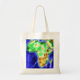 Africa Tote Bags