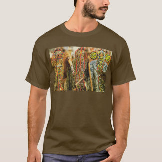 Africa, Banjouge dancers, Cameroon T-Shirt