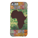 Africa Batik Patterns Case Barely There iPhone 6 Case
