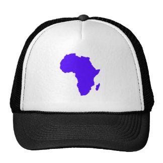 Africa Blue Hats