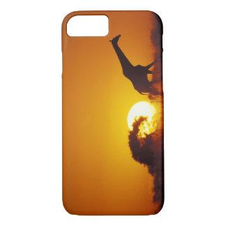 Africa, Botswana, Chobe National Park, Giraffe 2 iPhone 7 Case