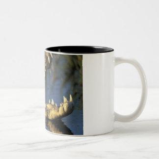 Africa, Botswana, Moremi Game Reserve, Nile Coffee Mug