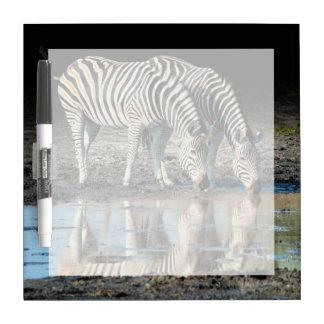Africa,Botswana, Okavango Delta, Davison Camp Dry-Erase Board