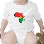 AFRICA: BURKINA FASO BABY BODYSUITS