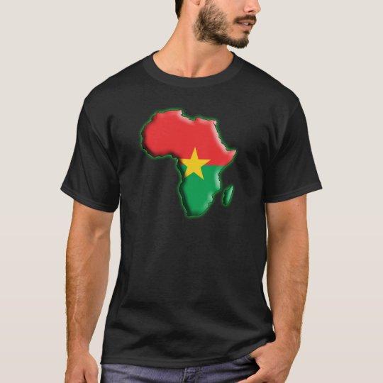 AFRICA: BURKINA FASO T-Shirt