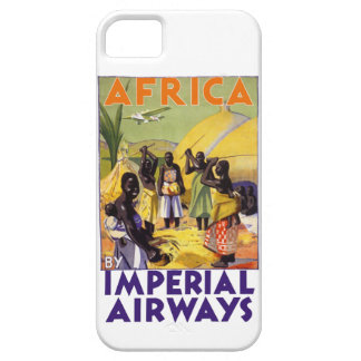 Africa by Imperial Airways iPhone 5 Covers