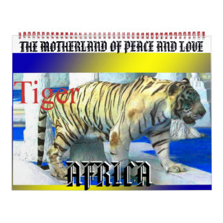 AFRICA CALENDER BY MOJISOLA A GBADAMOSI OKUBULE CALENDAR