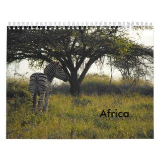 Africa Calender Calendar
