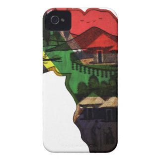Africa Case-Mate iPhone 4 Case