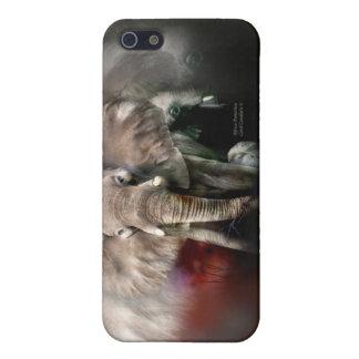 África - caso del arte de la protección para el iP iPhone 5 Carcasa