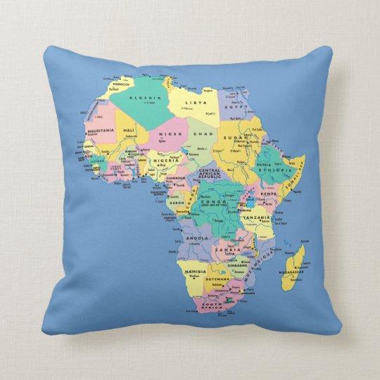 África Cojín Decorativo