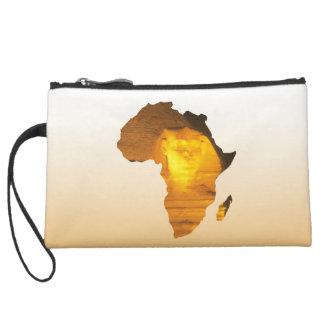 África con la esfinge