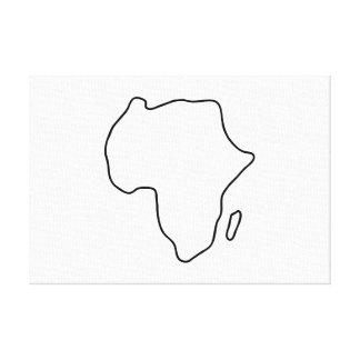 África continente africano