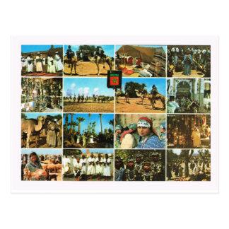 África del Norte, Marruecos, Marrakesh, Multiview Postal