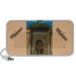 África del Norte, Meknes, Tangers, mezquita Altavoz