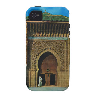 África del Norte, Meknes, Tangers, mezquita Vibe iPhone 4 Carcasa