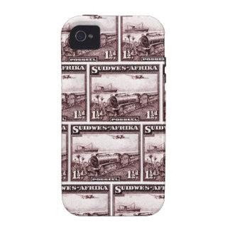 África del sudoeste 1937 iPhone 4/4S fundas
