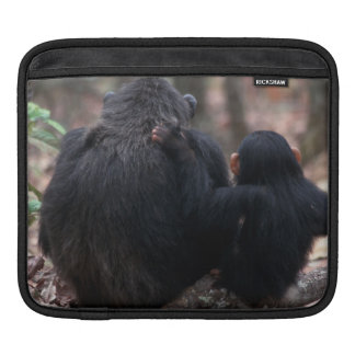 Africa, East Africa, Tanzania, Gombe National 2 Sleeve For iPads