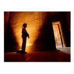África, Egipto, Asuán, Philae, complejo del templo Postal