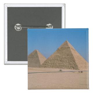 África - Egipto - El Cairo - grandes pirámides de  Pins