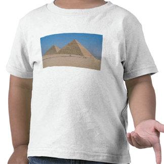 África - Egipto - El Cairo - grandes pirámides de Camisetas