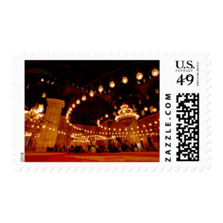 África, Egipto, El Cairo, Mohamed Ali Mosque, Estampillas