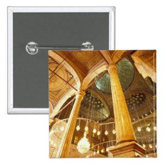 ÁFRICA, Egipto, El Cairo, Mohamed Ali Mosque Pin Cuadrado