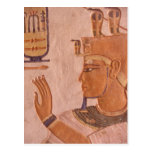 África, Egipto, valle de los reyes. Pared de la Postales