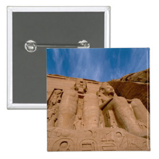 Africa Egypt Abu Simbel Ramses II and Button