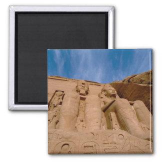 Africa, Egypt, Abu Simbel, Ramses II and Magnet