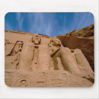 Africa, Egypt, Abu Simbel, Ramses II and Mouse Pads