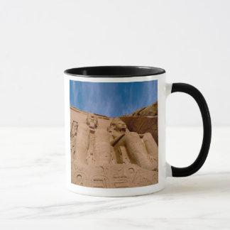 Africa, Egypt, Abu Simbel, Ramses II and Mug
