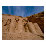 Africa, Egypt, Abu Simbel, Ramses II and Posters