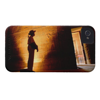 Africa, Egypt, Aswan, Philae, Temple complex of iPhone 4 Cover